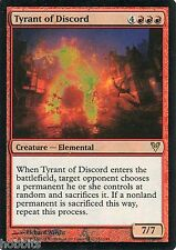 MTG - Avacyn Restored - Tyrant of Discord - Foil - NM