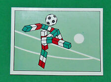 N°35 MASCOTTE PANINI COUPE MONDE FOOTBALL ITALIA 90 1990 WC WM