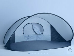 Picnic Time Manta Portable Pop-up Sun Wind Shelter Shade Tent