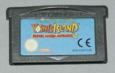 Yoshis Island Super Mario Advance 3 Cart Only - Genuine Nintendo GameBoy Advance