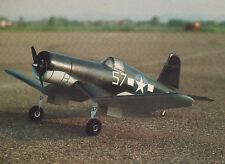 1/14 Scale American WW-II F4U-1D Corsair Plans, Templates, Instructions 35ws