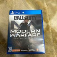 PS4 Call of Duty Modern Warfare 11373 Japanese ver from Japan