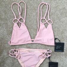 Acacia Swimwear Bikini in Sunrise (L top, S bottom)