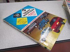 L EXPERT AUTOMOBILE ETUDE TECHNIQUE N° 289 SEPT 1991 FORD ESCORD ORION DIESEL *