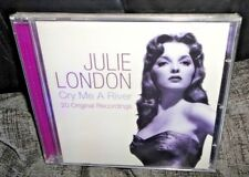 Julie London - Cry Me A River (CD) SEALED - FAST & FREE
