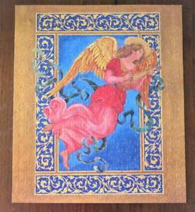 Victorian Angel 500 Piece Jigsaw Puzzle #79262 Vintage 1997 Golden Books