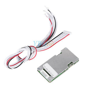 24V 20A 7S Lithium Li-ion LiFePO4 Battery Battery BMS Protection Board zg