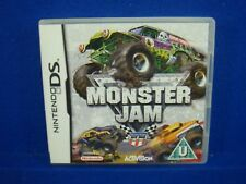 ds MONSTER JAM Baddest Monster Truck Racing Action Nintendo Lite DSi 3DS PAL UK