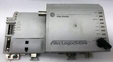 ALLEN BRADLEY 1794-L34 B FLEXLOGIX CONTROLLER LOGIX 5434