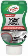NEW TURTLE WAX T238 11OZ LIQUID VEHICLE SCRATCH & SWIRL REMOVER CLEANER 1481555