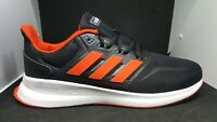ADIDAS MEN'S SHOES SNEAKERS RUNFALCON G28910 BLACK RED