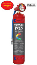 Gaz R32 Refroidissement Recharge Pour Conditionneurs D'Air Kit Fai De Te Jauge