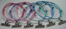 6 I LOVE SWIMMING BRACELETS SWIM PARTY BAG FILLERS SWIMMER COMPETITION GIFTS