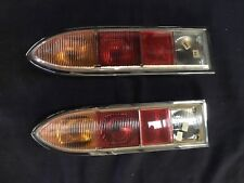 Triumph STAG New Tail lights Assbly sell as a pair  OE NLA.
