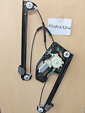 Power Window Regulator with Motor Front Passenger Right Side for BMW 202