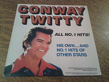33 tours conway twitty his number 1 country hits rest your love on me