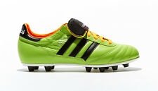 adidas Copa Mundial Samba Green Color Men's Made in Germany Soccer Shoes NEW 13