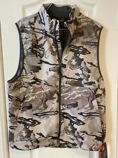Under Armour Ridge Reaper Infil Windstopper Hunting Vest (1316735 999) SZ Small