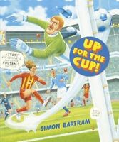 Up For The Cup, Simon Bartram, New condition, Book