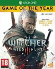 The Witcher 3 Wild Hunt Game Of The Year Edition Xbox One GOTY * SEALED PAL * 4K