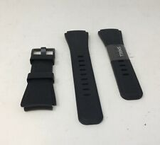 Samsung Gear S3 Textil Strap Kvadrat Orange - GP-R770BREECAC