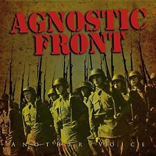 Agnostic Front-Another Voice CD NEW