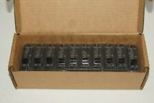 Lot Of 10 Ge General Electric Thql1120 20 Amp 1 Pole 120240vac Breaker