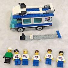 LEGO SPORTS 3406 TEAM TransportBus Soccer/Football WORLD CUP USA Team