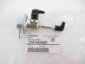 Subaru  Genuine OEM  Fuel Pressure Regulator Forester WRX Turbo 22670AA400