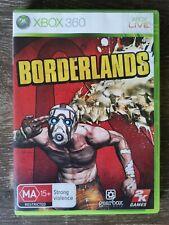 Borderlands Xbox Game