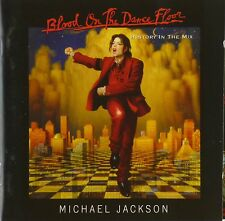 CD - Michael Jackson - Blood On The Dance Floor - HIStory In The Mix - A3977
