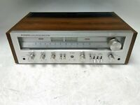 Pioneer SX-650 Stereo Receiver Powers On NO Sound AS-IS for Parts