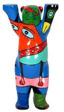 Buddy Bear Berlín amigo nuevo/en el embalaje original 6cm Berliner decorativas oso con caja de regalo V. gustavo