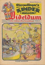 Dideldum Kinderzeitung 7. Jahrgang 14 Hefte 1935 Otto Waffenschmied Comic