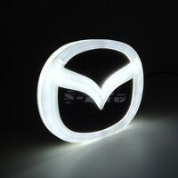Auto 4D LED Car Tail Logo Badge Emblem Lights lamp Fits Mazda8 CX7 Mazda3 Mazda2