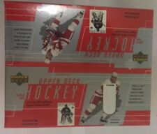2000-01 Upper Deck Series 2 Factory Sealed 24 Pack Retail Hockey Box