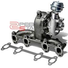 FOR VW MK4 AUDI B5/C5 1.9T DIESEL K04 GT1749V TURBO CHARGER+MANIFOLD+WASTEGATE