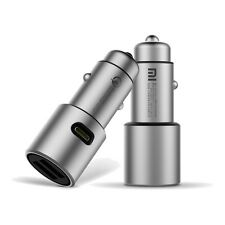 Xiaomi MI Dual USB Car Charger QC3.0 X2 Metal Style 5V/3.6A Fast Charge version