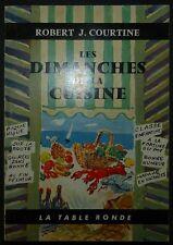 COURTINE: Les dimanches de la cuisine / 1962