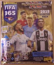 Fifa 365 2019 ~ Panini Adrenalyn XL Starter Pack ~ Inc 18 Cards + Ltd Edition