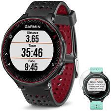 Garmin Forerunner 235 Relógio gps com monitor de frequência cardíaca Marsala + Protetor De Tela
