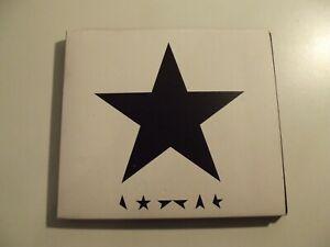 CD - David Bowie - Blackstar - Top