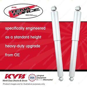2 x Rear KYB Tena Force Shock Absorbers for Mazda B2500 Bravo B2600 Bravo BT50