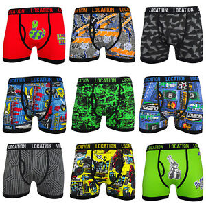 Mens Location Boxers 3 Pack Cotton Trunks Boxer Shorts Adults Underwear Novelty