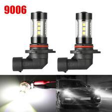 Pair 9006 HB4 Samsung 2323 LED Headlight Fog Light Driving Bulb DRL 60W 6000K QK