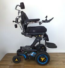"Permobil F3 wheelchair - power 12"" seat elevate lift, Rear control - SHIPS FREE!"