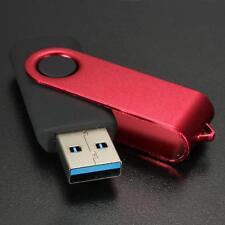 USB 3.0 4GB Flash Drive Memory Thumb Stick Storage Pen Disk Digital U Disk Red