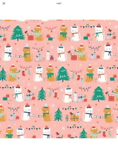 Fat Quarter, Dashwood Studios, Christmas, cats, 100% cotton fabric