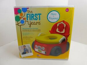 The First Years Firefighter Potty 18M