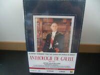 Anthologie de gaulle [Édition Limitée et Numérotée] DVD documentaire
